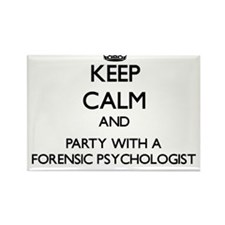 Keep Calm and Party With a Forensic Psychologist M
