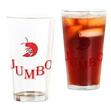 Jumbo Shrimp Drinking Glass