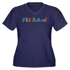 Old School Plus Size T-Shirt