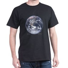 Earth from space T-Shirt