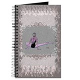 Ballerina Sitting Journal