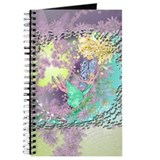 Fairy with Fairy Wand Journal