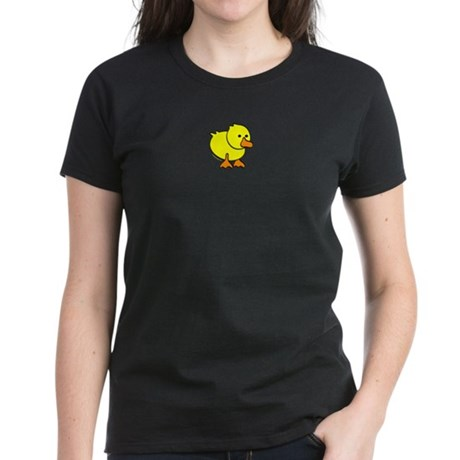 Duck! Women's Dark T-Shirt
