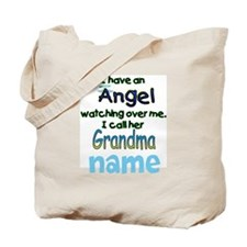 ANGEL CALLED GRANDMA CUSTOM Tote Bag