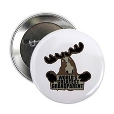 "World's Greatest grandparent 2.25"" Button (100 pac"
