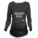 ChinchillaLover.png Long Sleeve Maternity T-Shirt