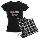 ChinchillaLover.png Women's Dark Pajamas
