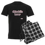 ChinchillaLover.png Men's Dark Pajamas