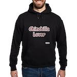 ChinchillaLover.png Hoodie (dark)