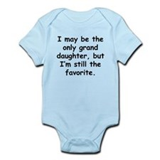 Only Granddaughter Body Suit