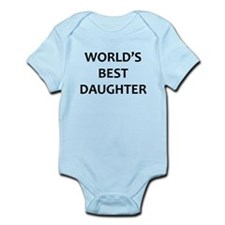Worlds Best Daughter Body Suit