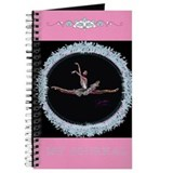 Pink and Blue Grande Jete Journal