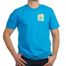 BYSBS small front logo fitted T-Shirt