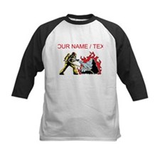 Custom Firefighter Baseball Jersey