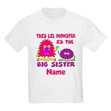 Big Sister Monster T-Shirt