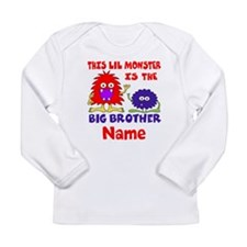 Big Brother Monster Long Sleeve T-Shirt