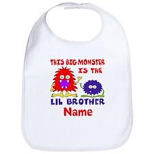 Little Brother Monster Bib
