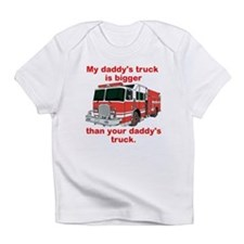 My Daddys Truck Infant T-Shirt
