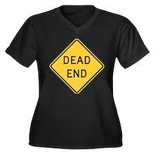 Dead End Plus Size T-Shirt