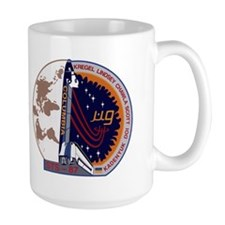 STS-87 Atlantis Coffee Mug