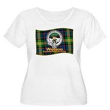 Watson Clan Plus Size T-Shirt