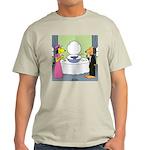 Toilet Bowl Punch Bowl Light T-Shirt
