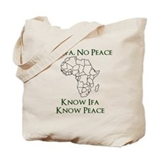 Know Ifa Tote Bag