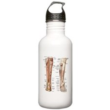 Anatomy of the Feet Water Bottle