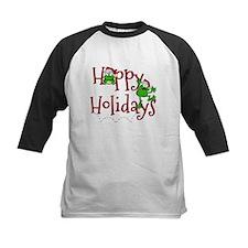 Hoppy Holidays - Frogs Baseball Jersey
