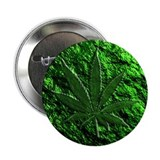 Pot Leaf Button