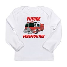 Future Firefighter Long Sleeve T-Shirt