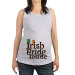 Irish Pride Inside Maternity Tank Top