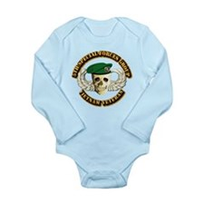 5th SFG - WIngs - Skill Long Sleeve Infant Bodysui