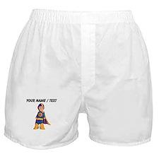 Custom Super Hero Boxer Shorts