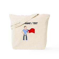Custom Super Dude Tote Bag