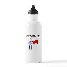 Custom Super Dude Water Bottle