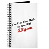 In Love with Allyson Journal
