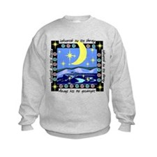 Always Kiss Me Goodnight Sweatshirt