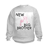 New Big Brother (pink) Sweatshirt