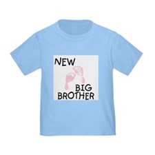 New Big Brother (pink) T