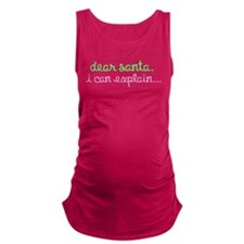 I Can Explain... Maternity Tank Top