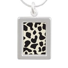 Cow Skin Cow Pattern Necklaces