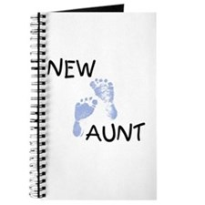 New Aunt (blue) Journal
