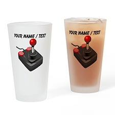 Custom Joystick Drinking Glass