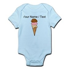 Custom Ice Cream Cone Body Suit