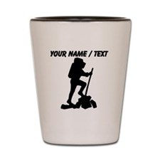 Custom Hiker Shot Glass