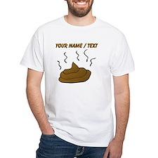 Custom Poop T-Shirt
