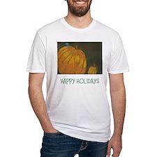 PASTEL PUMPKINS. HAPPY HOLIDAYS. T-Shirt