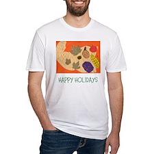 CORNACOPLIA. HAPPY HOLIDAYS. T-Shirt