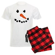 Cute Snowman Pajamas